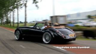 Wiesmann MF3 Roadster HARD Acceleration!! 1080p HD