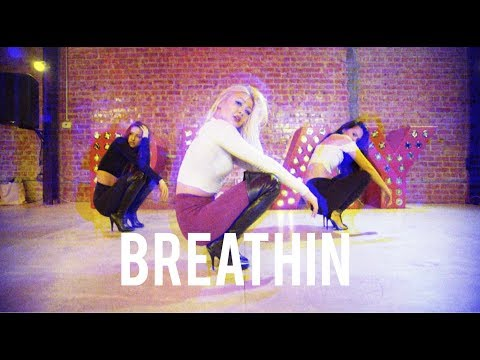 Ariana Grande - breathin - Choreography by Marissa Heart