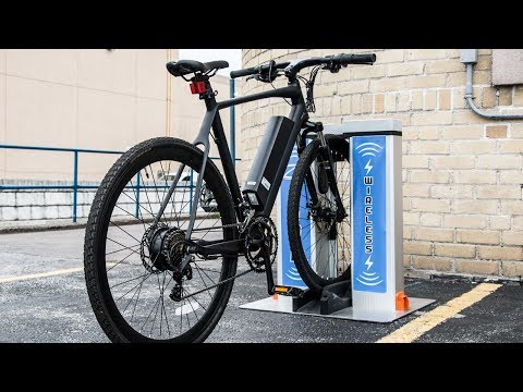 Daymak Launches New Special Edition EC1 Featuring Built in Wireless Charging Technology; Plans to Roll Out This Technology on Certain E-Bike Models