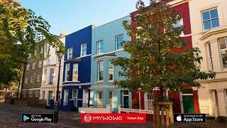Ноттинг Хилл – Введение – Лондон – Аудиогид – MyWoWo  Travel App