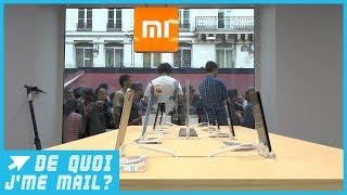 Xiaomi le roi du smartphone chinois arrive en France DQJMM 12