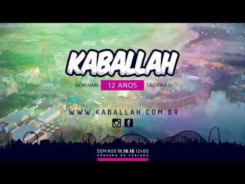 Hopi Hari - Kaballah 12 Anos
