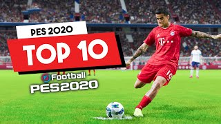 PES 2020 - TOP 10 GOALS #2 | HD