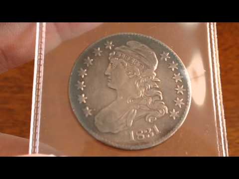 Collecting Early Capped Bust Half Dollars - More Than A Silver Investment!