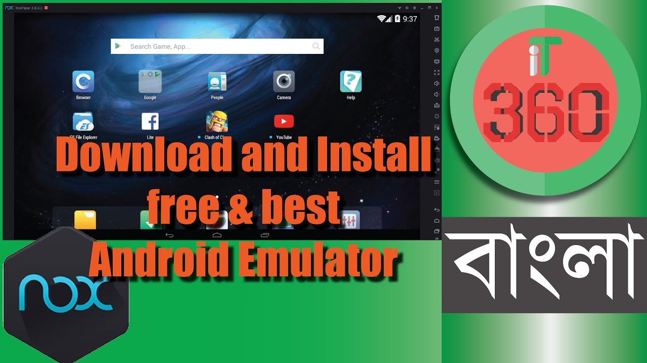 browser android emulator free