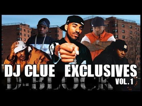 D-Block - DJ Clue Exclusives Vol. 1 [Mixtape]