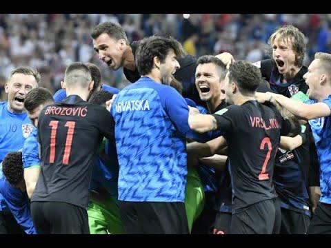 Croácia vence Inglaterra na prorrogação e vai para final do Mundial | SBT Brasil (11/07/18)
