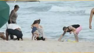 Video Jennifer Lopez curte praia com namorado e filhos no Rio download MP3, 3GP, MP4, WEBM, AVI, FLV Juli 2018