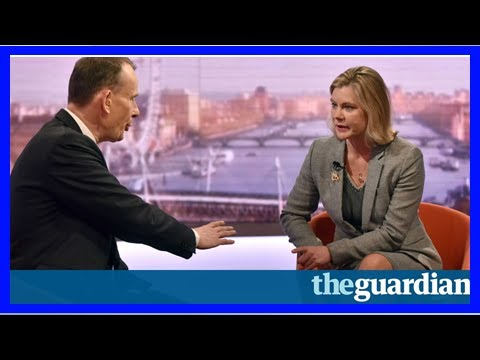 NEWS 24H - Social mobility was not ignored, the tory Minister says