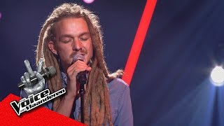 Wannes - 'Martha' | Blind Auditions | The Voice Van Vlaanderen | VTM