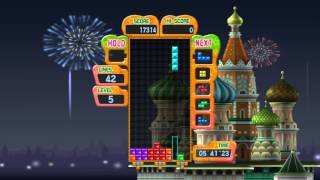 Tetris Party Deluxe | Dolphin Emulator 4.0 [1080p HD] | Nintendo Wii