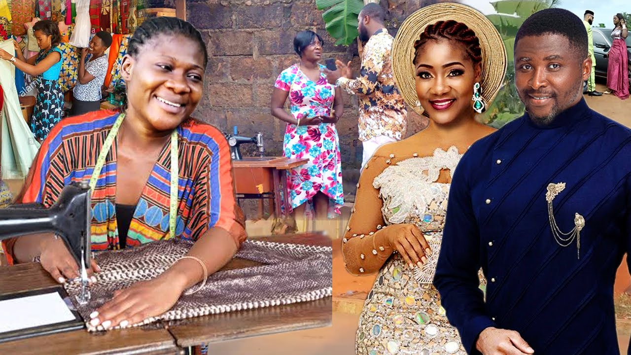 """Download From A Roadside Tailor To Billionaires Wife """"New Movie"""" 3&4-Mercy Johnson/Onny Michael 2021 Movie"""