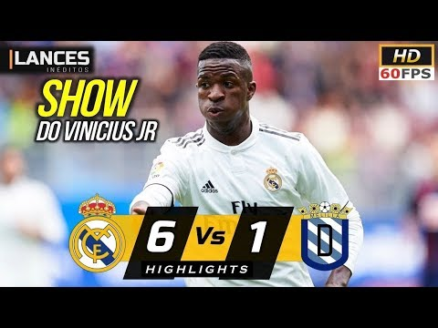 Real Madrid vs UD Melilla 6-1 Highlights All Goals 2018 Mp3