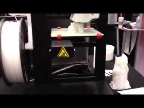 0 - Afinia H-Series 3D Drucker - Update: nun im US Retail erhältlich