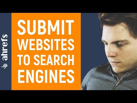 How to Submit Your Website to Search...