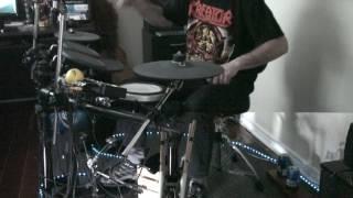 Kreator_ #sepultura #drum cover ...