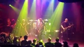 Faith No More/Chuck Mosley and Friends 'THE JUNGLE'  2016