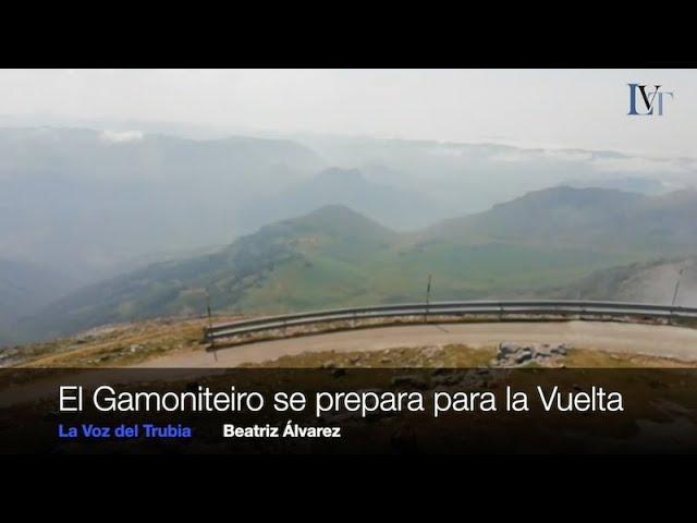 El Gamoniteiro se prepara para la Vuelta