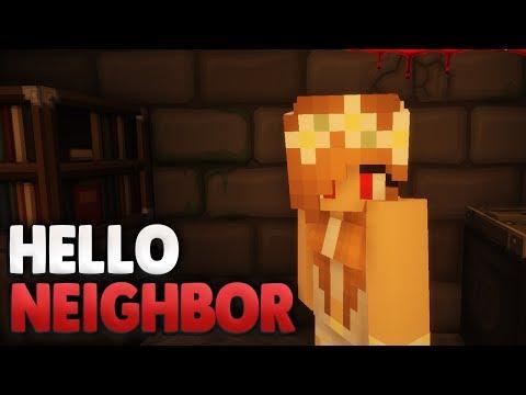 IHR GEHEIMNIS😨  | Minecraft Hello Neighbor