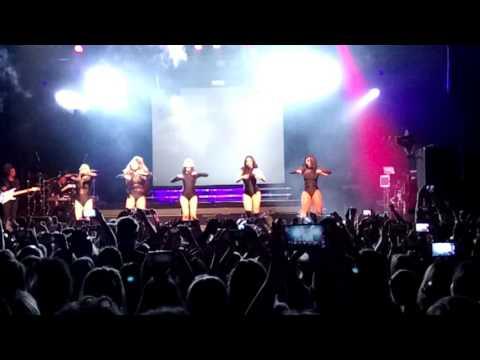 Fifth Harmony - Work from home (Frankfurt, live 10 /20/2016)