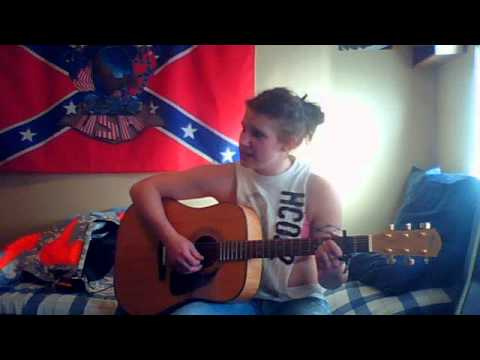 REBEL SON Redneck Piece of Whitetrash Cover