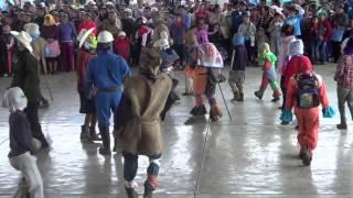 Carnaval Pisaflores 2015 Parte 1
