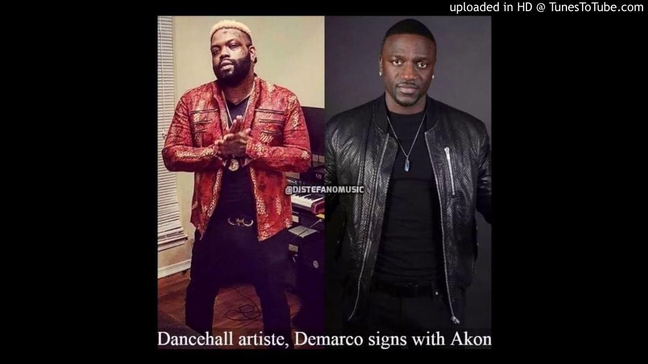 Demarco ft Akon / Runtown - No Wahala (All Akon Hooks! Ali Q Mix!)