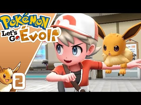 POKEMON LET'S GO EVOLI - Let's Play COOP avec Newtiteuf - Nintendo Switch