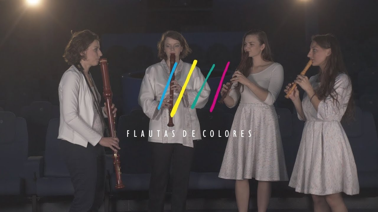 Flautas de Colores [Official video]