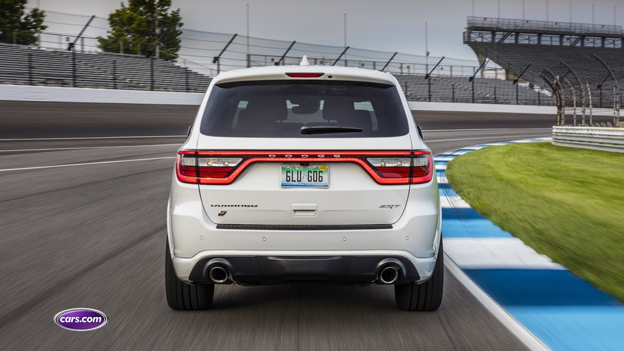 2018 Dodge Durango Srt Exhaust