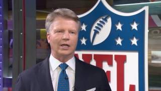 Phil Simms on beating the Patriots