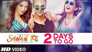 SANAM RE : 2 Days To Go (In Cinemas) | Pulkit Samrat, Yami Gautam | Divya Khosla Kumar| T-Series