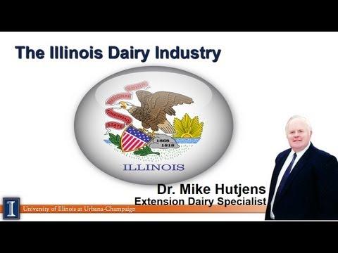 Illinois Dairy Industry