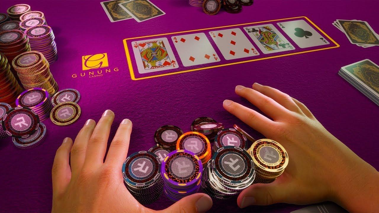 Poker Club Welcome To Poker Club Gameplay Walkthrough Gematsu