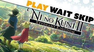 Should You Play/Wait/Skip NI NO KUNI II: REVENANT KINGDOM? - Game Review