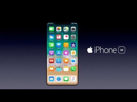 iPhone 10, 8 & 8 Plus Released!