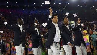 Игры в Рио: олимпийцы-беженцы - вестники надежды