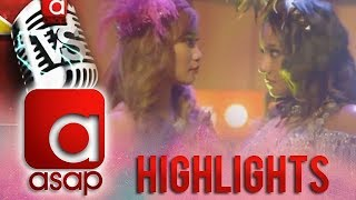 ASAP Versus: Rachel Gabreza and Liezel Garcia's singing showdown on ASAP Versus