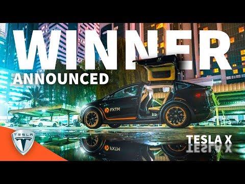 FXTM WHEEL OF FORTUNE: Winner receives his TESLA MODEL X!