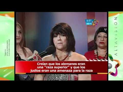 Judith invoca a Hitler en No Te Hagas Pato