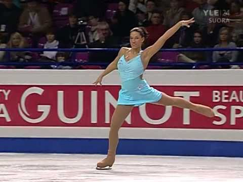Figure skater Christiane Berger 2