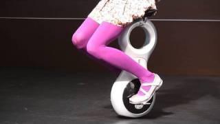 【東京モーターショー】ホンダの電動一輪車「U3-X」 thumbnail