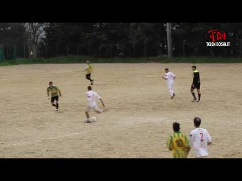 Calcio prima categoria, Città di Nicosia-Enna 0-0