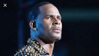 R Kelly supporters and Protesters fight outside of singers studio