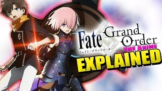 A Beginner's Guide To Fate/Grand Order Babylonia - What Is Fate/Grand Order? The Basics Explained!