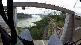 MistRider Niagara Falls Zip Line