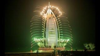 New Year 2020 Burj Al Arab Jumeirah Celebrations #Dubai