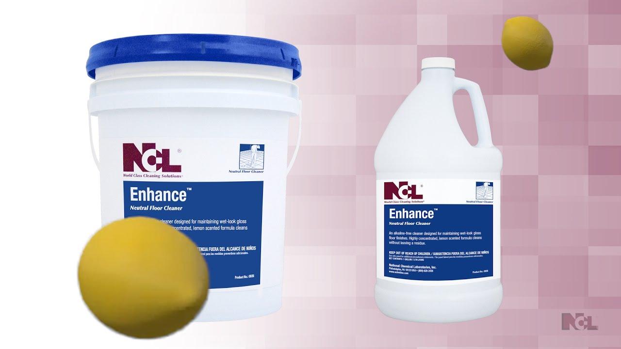 Enhance™ Neutral Floor Cleaner