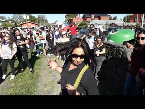 Discotheque La Terraza Hualqui Chile Youtube