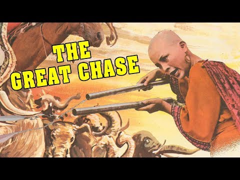 Wu Tang Collection - The Great Chase (English Dubbed)